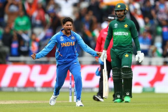 Thompson: India, Pakistan produce electric atmosphere in Manchester