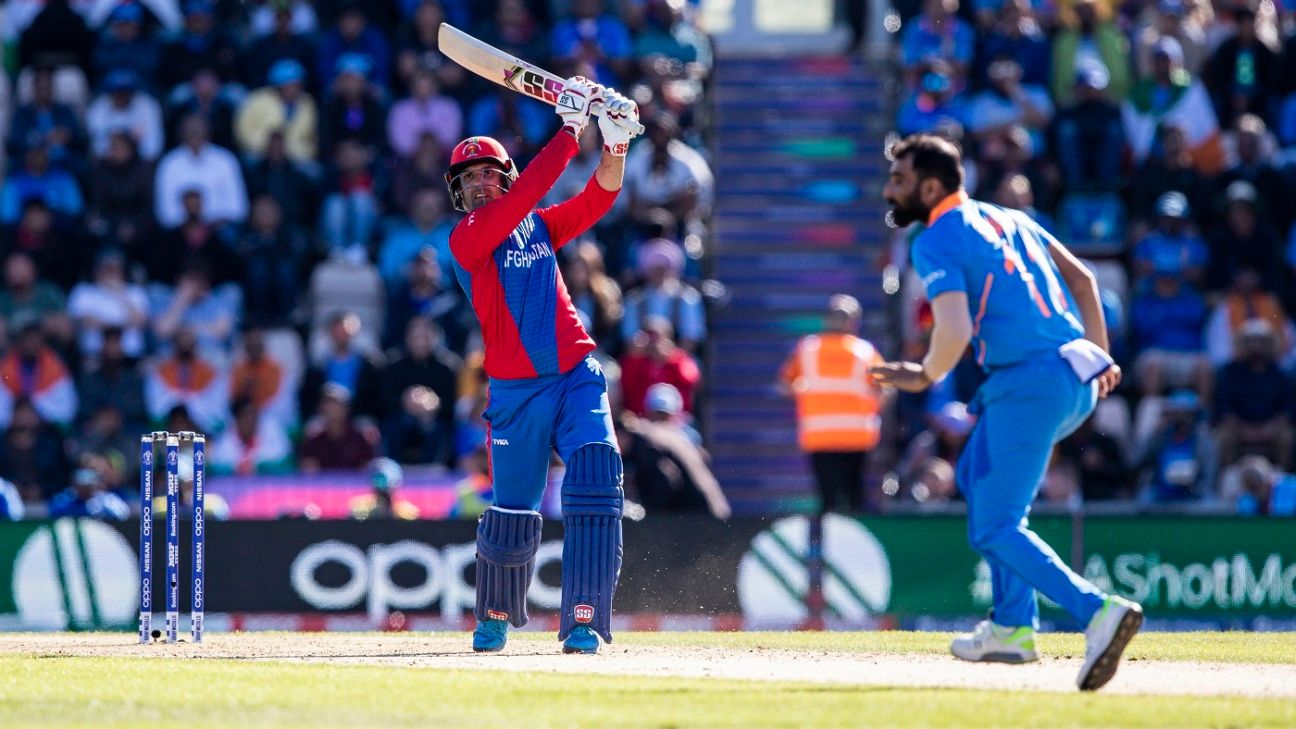 How Mohammad Nabi almost hustled a big upset for Afghanistan over India