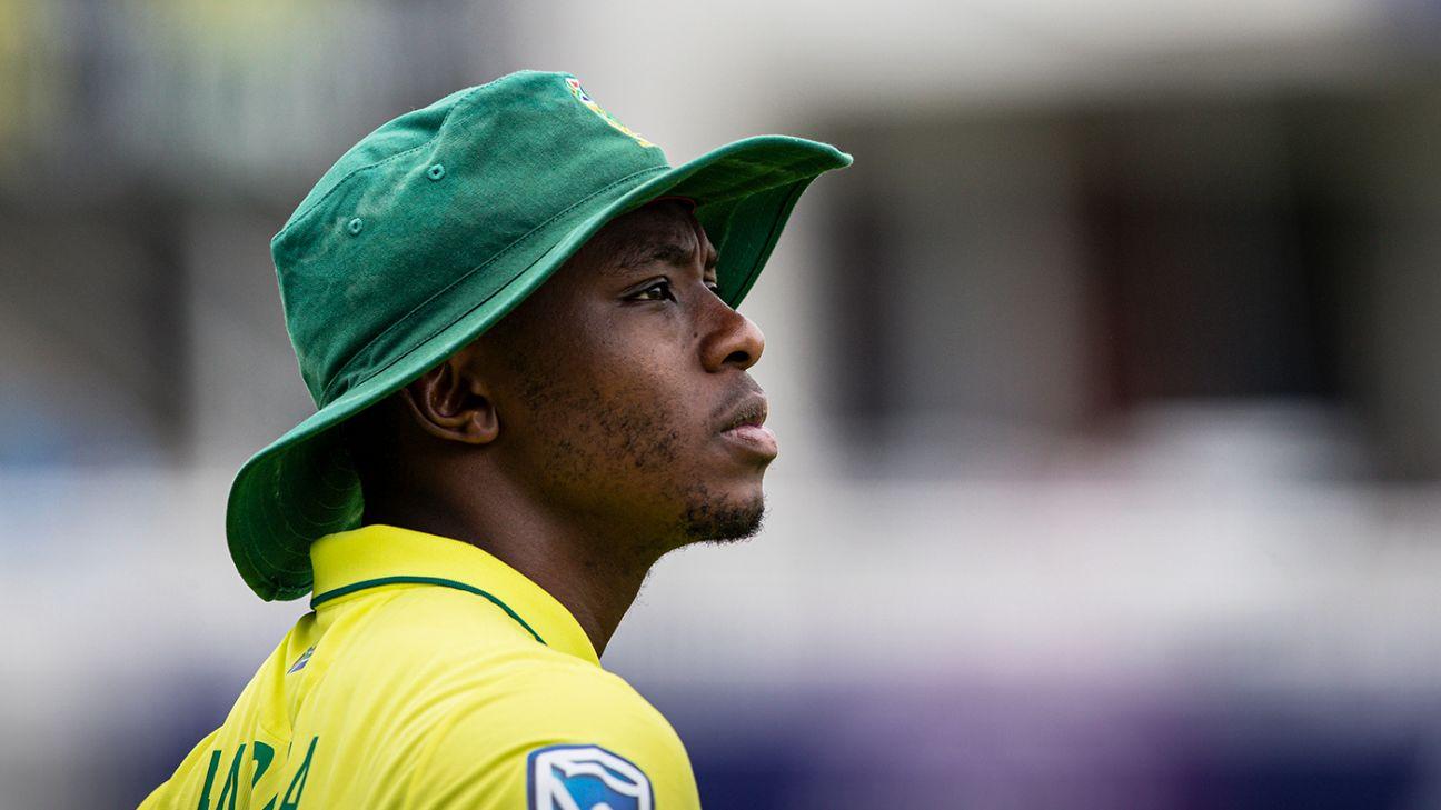 We wanted Rabada to skip IPL, says du Plessis; bowler says plan fell through
