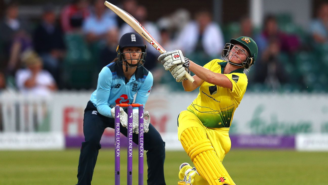 Warning for England with Australia's top order 'due' big scores