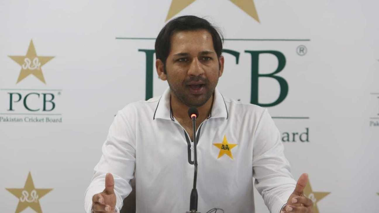Pakistan captaincy decision in PCB's hands - Sarfaraz Ahmed