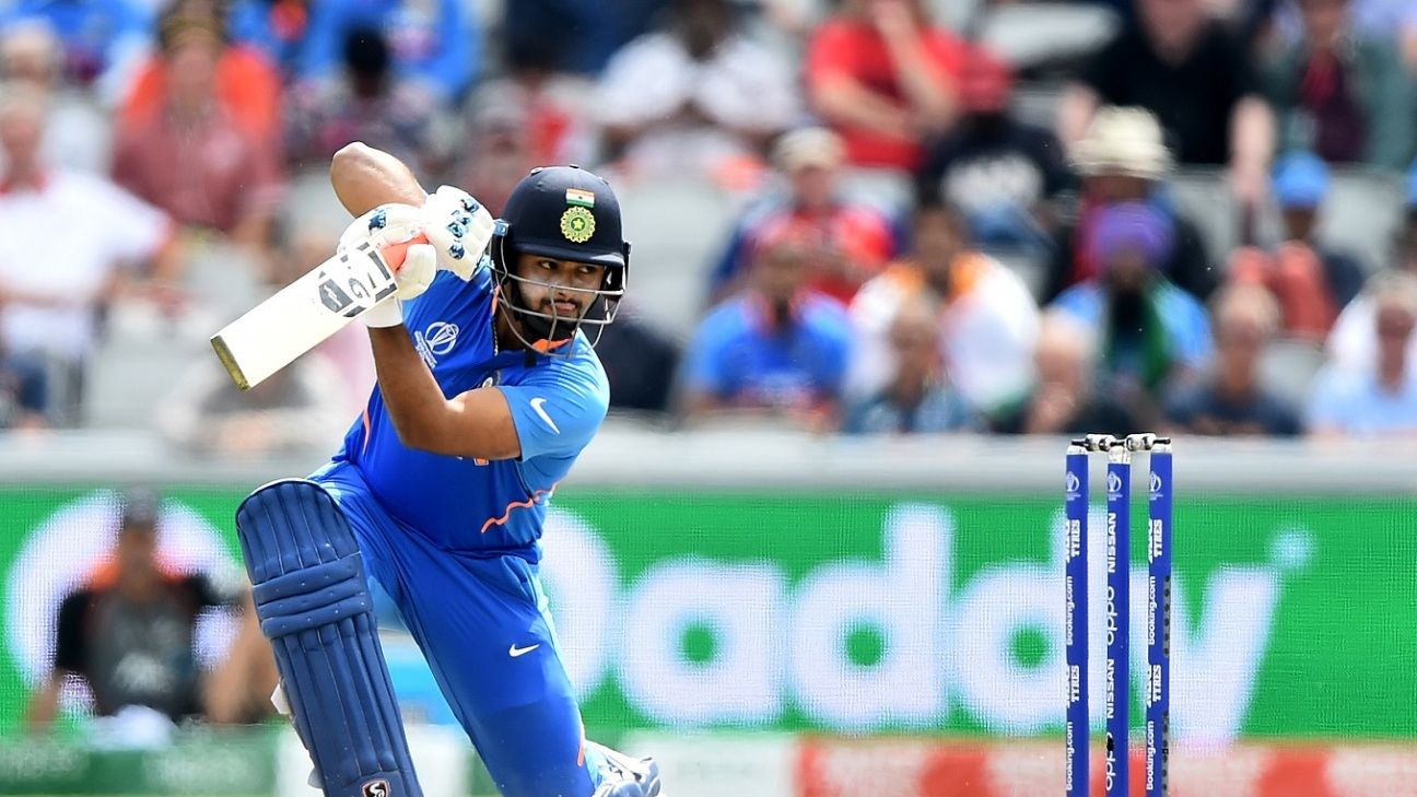 'I had been practising for the role' – Rishabh Pant on batting at No.4