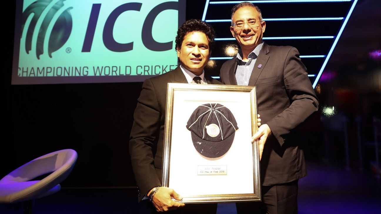 Sachin Tendulkar, Allan Donald, Cathryn Fitzpatrick inducted in ICC Hall of Fame