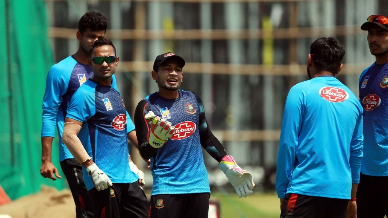 Coronavirus newsfile: Bangladesh cricketers pool money to help combat crisis
