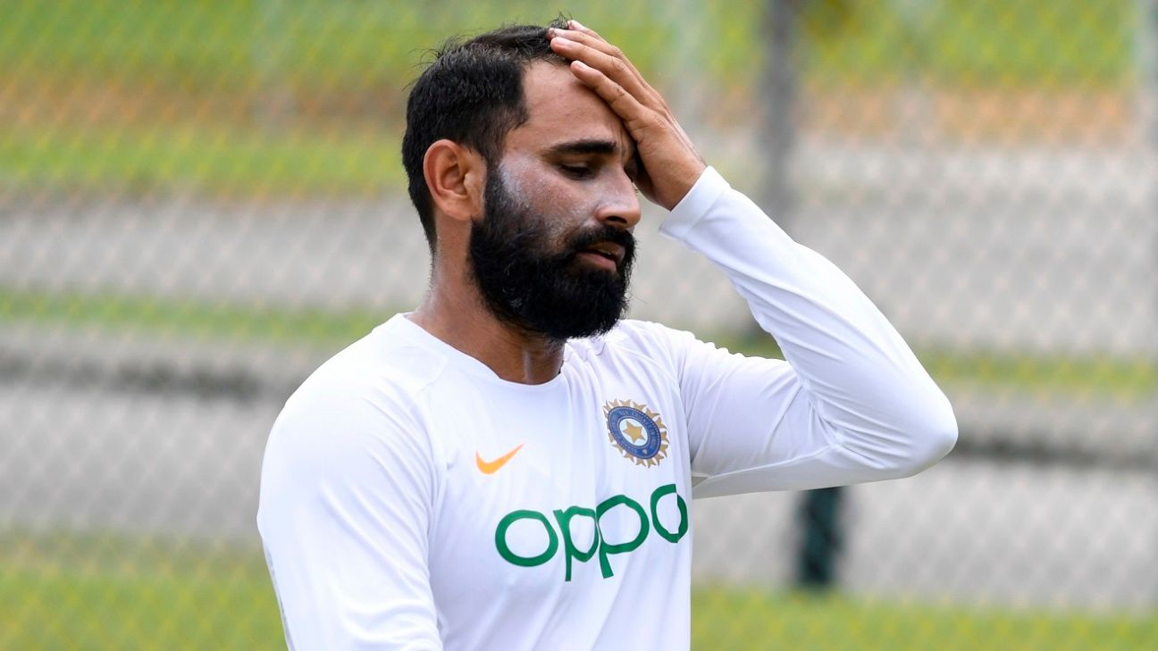 Arrest warrant against Mohammed Shami in domestic violence case