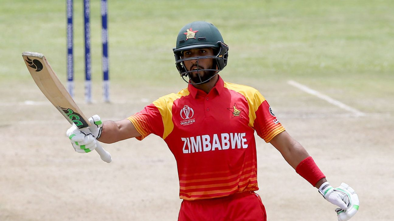 Sikandar Raza out of Zimbabwe T20 squad over disciplinary issues