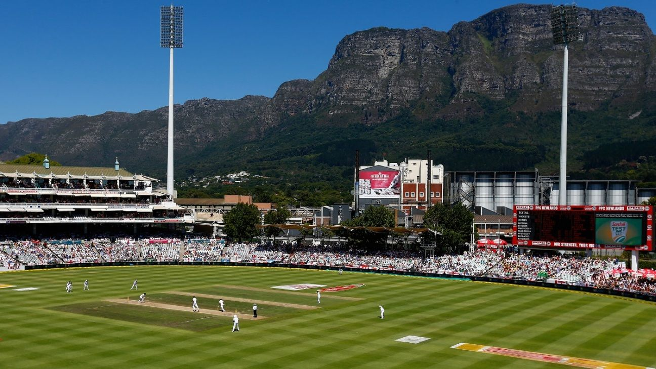 Newlands in danger of losing New Year's Test