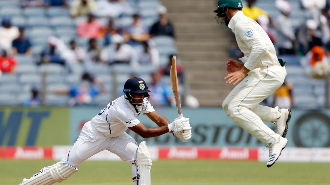 How Mayank Agarwal countered South Africa's best-laid plans