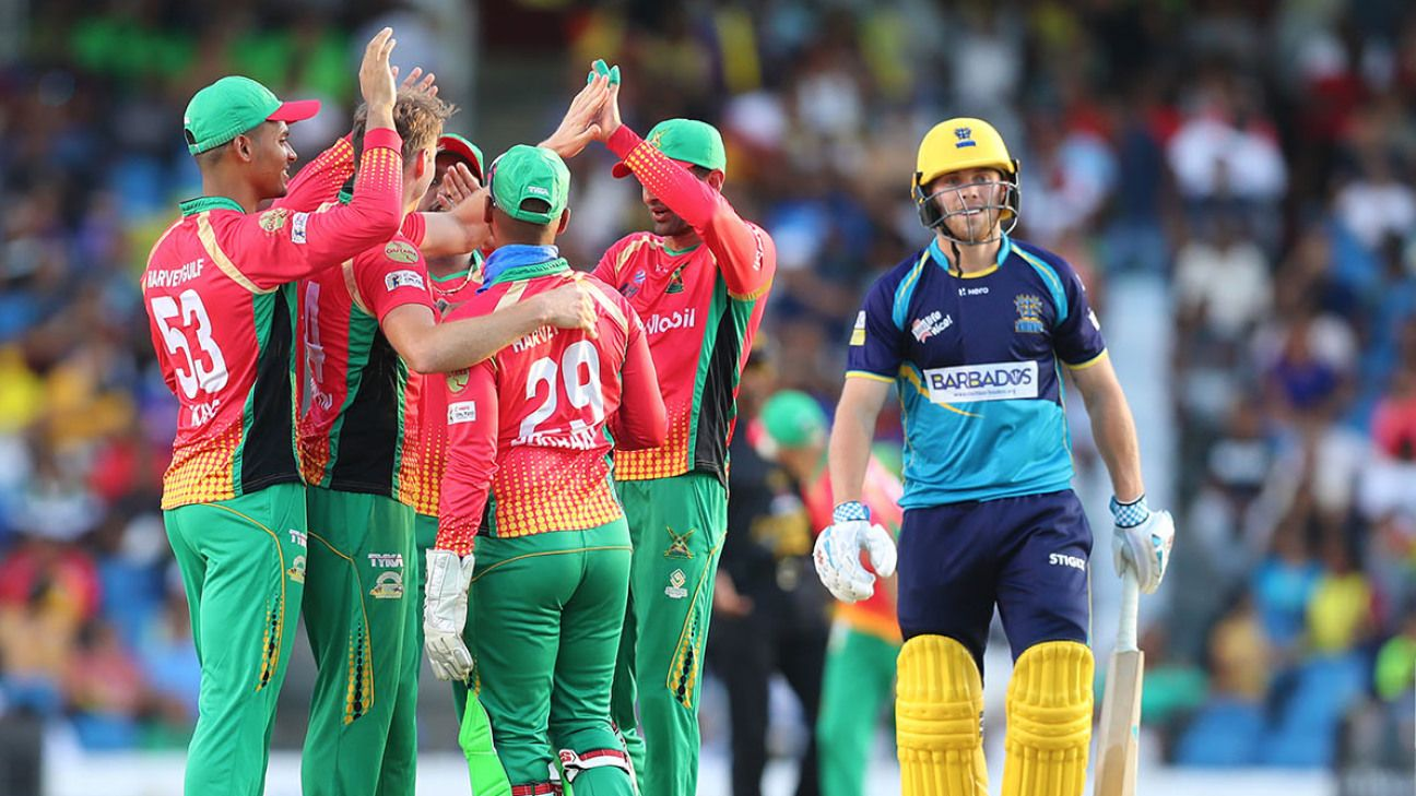 Last-minute man Phil Salt: CPL win was 'one of the best days of my life'