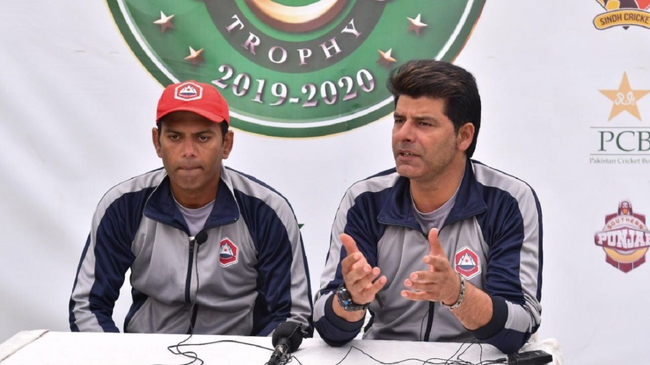 'Give me a young team and I know how to extract performances - Mohammad Wasim