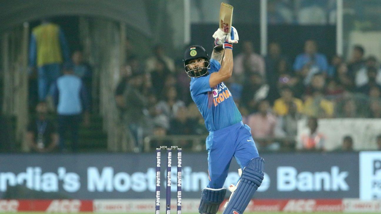Virat Kohli compiles an anger-fuelled masterclass