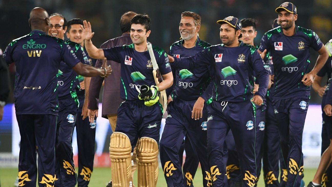 PSL 2020: What the six teams look like