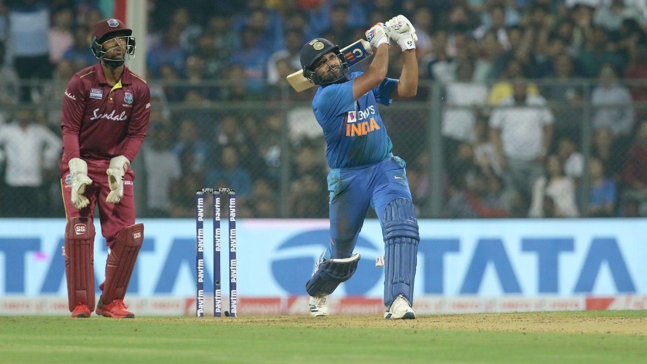India turn the tables on Kieron Pollard's men, West Indies style