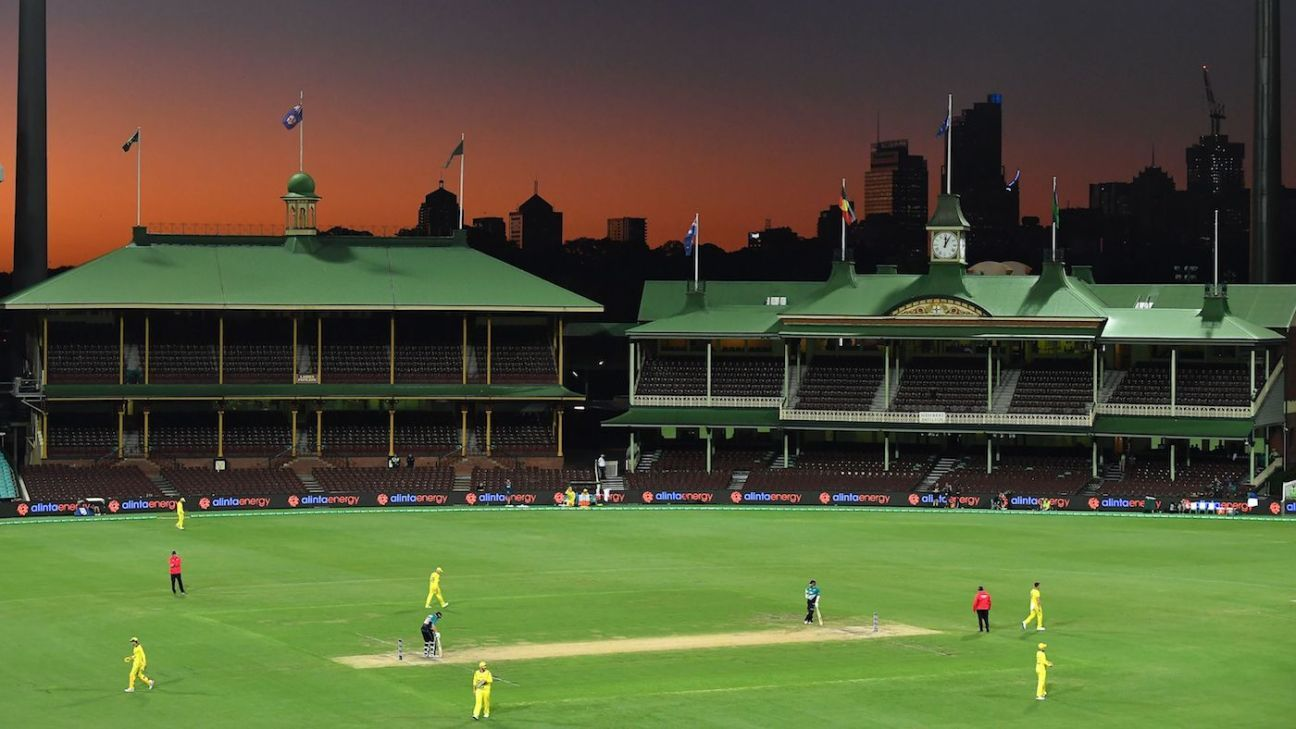 Cautious optimism within Cricket Australia on game's resumption