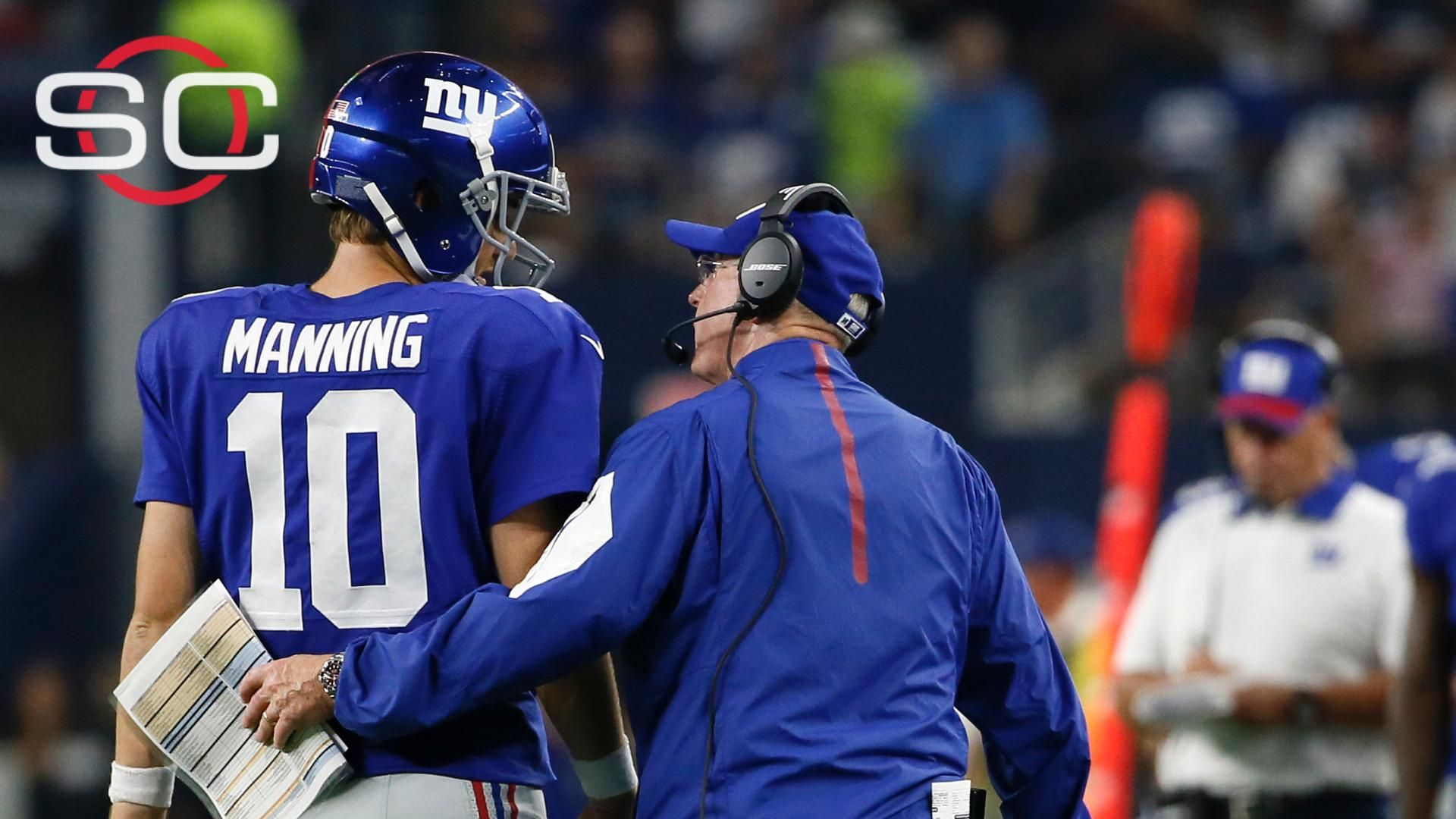 ee715663 Rashad Jennings of New York Giants says he was told not to score at ...