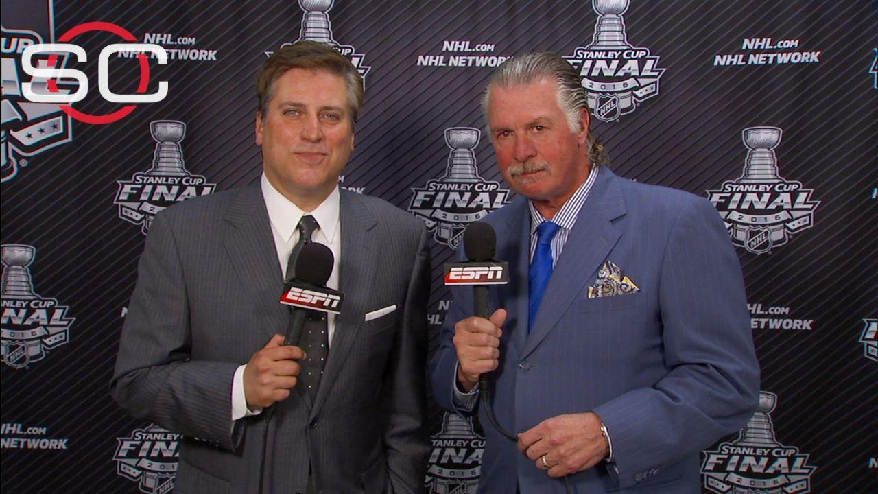 Melrose praises Penguins' versatility - ESPN Video