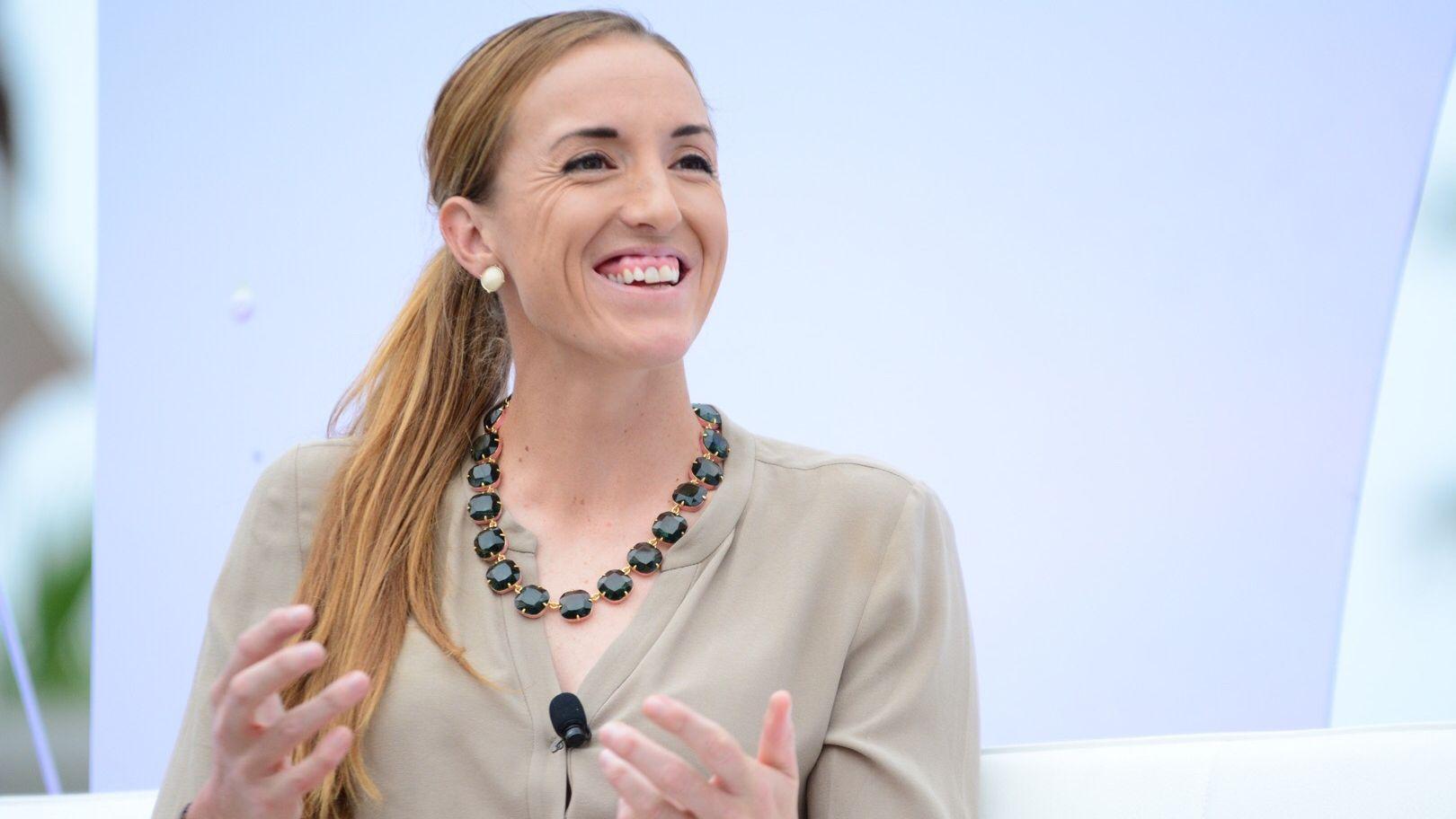 Monica Abbott looks ahead to Tokyo Olympics at espnW Summit