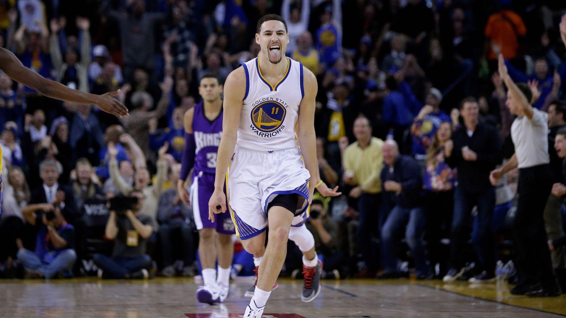 NBA的單節數據之最:湯普森單節37分,而他單節狂攬18籃板!