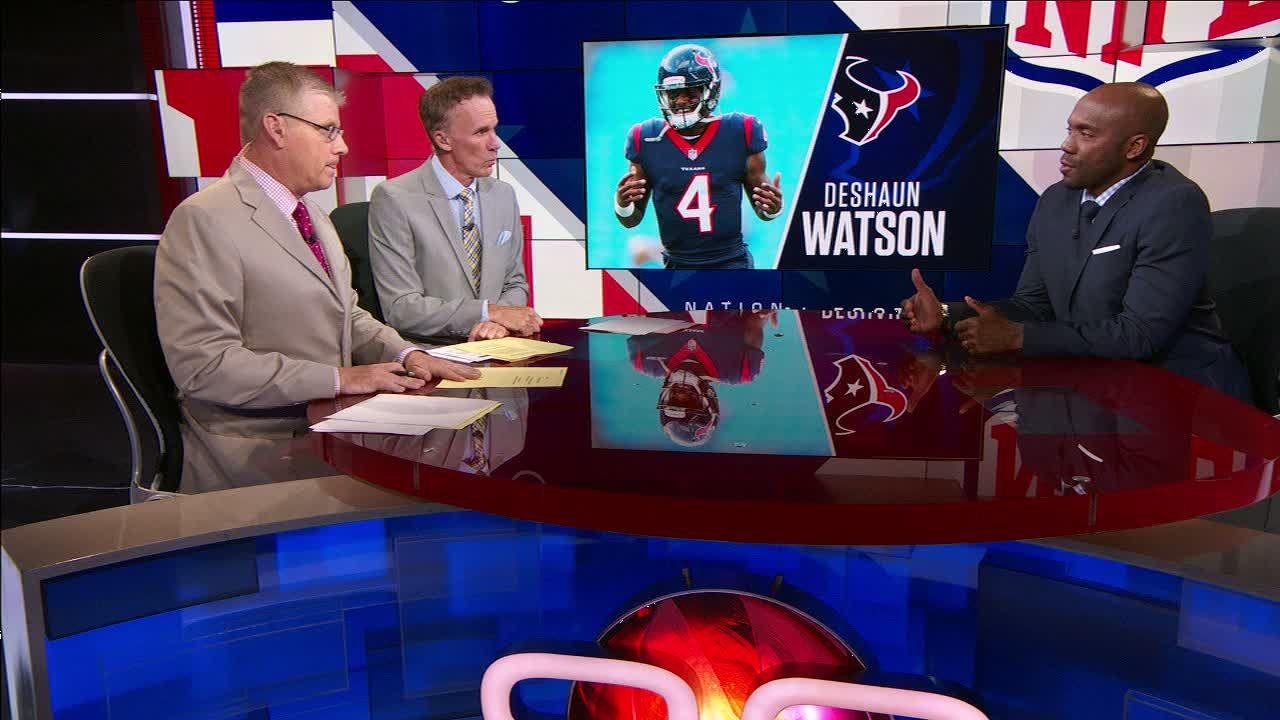 Texans' Deshaun Watson shows he's up to challenge in NFL debut
