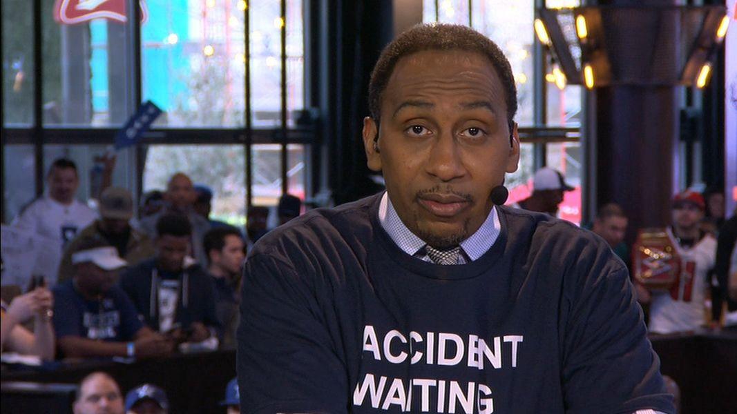 746cf7c40b2 Stephen A.: Luke Walton is 'in trouble' - ESPN Video
