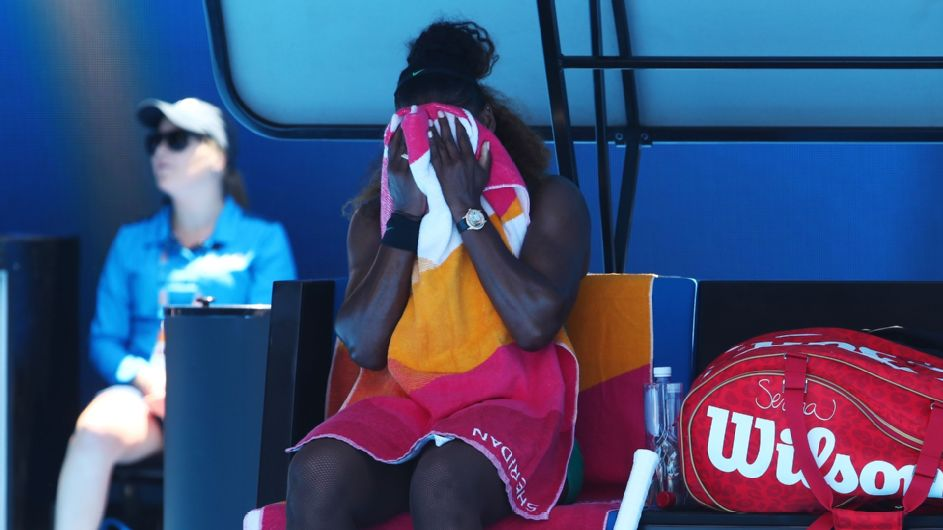 Memorable comeback or great collapse? A closer look at Serena Williams' loss Down Under