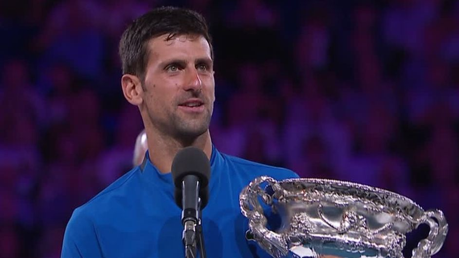 Everything you need to know about Novak Djokovic's record-setting seventh Australian Open title
