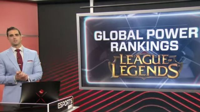 League of Legends global power rankings through March 5
