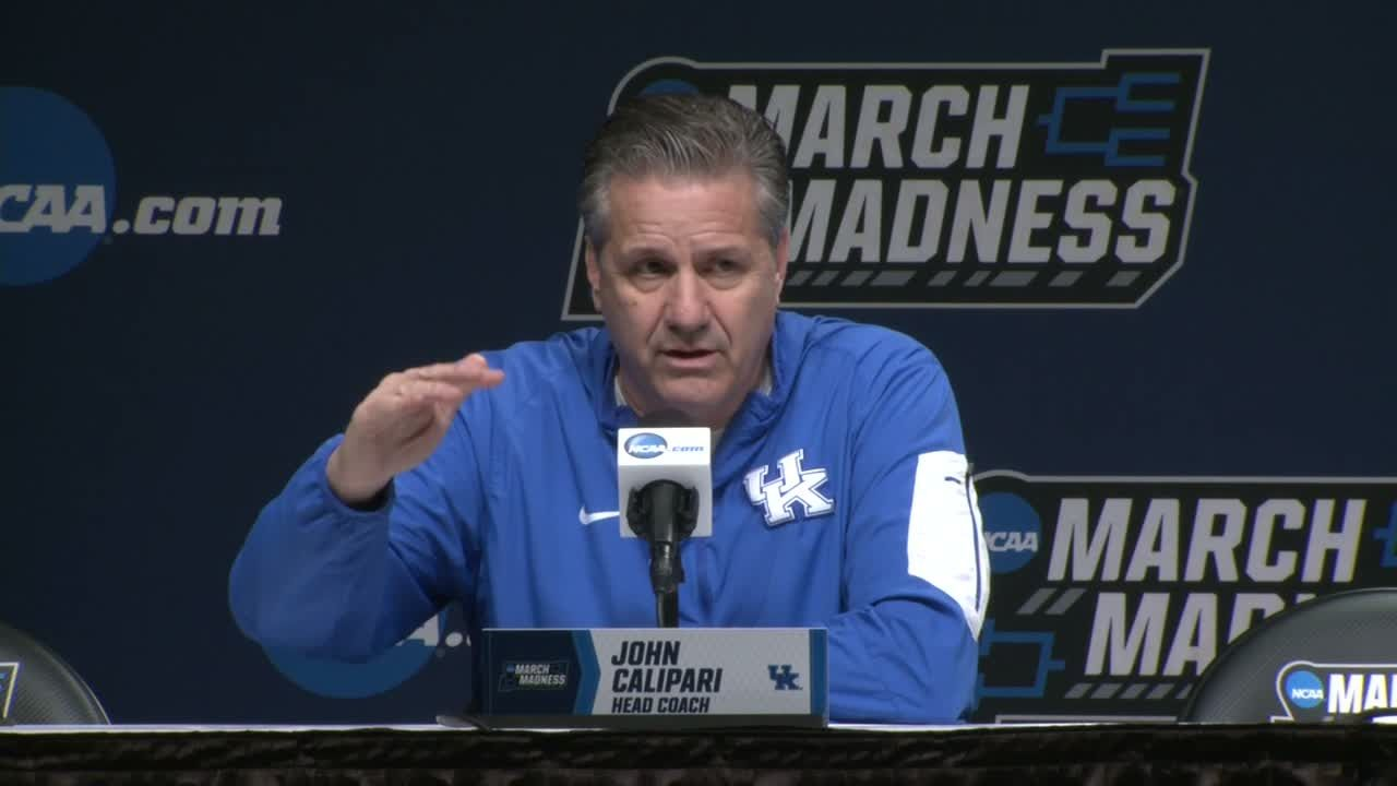 Calipari: Plan and desire is to retire at Kentucky