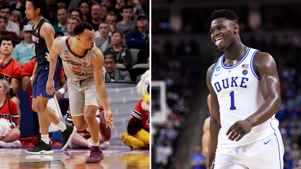 Reseeding the 2019 NCAA tournament field for the Sweet 16