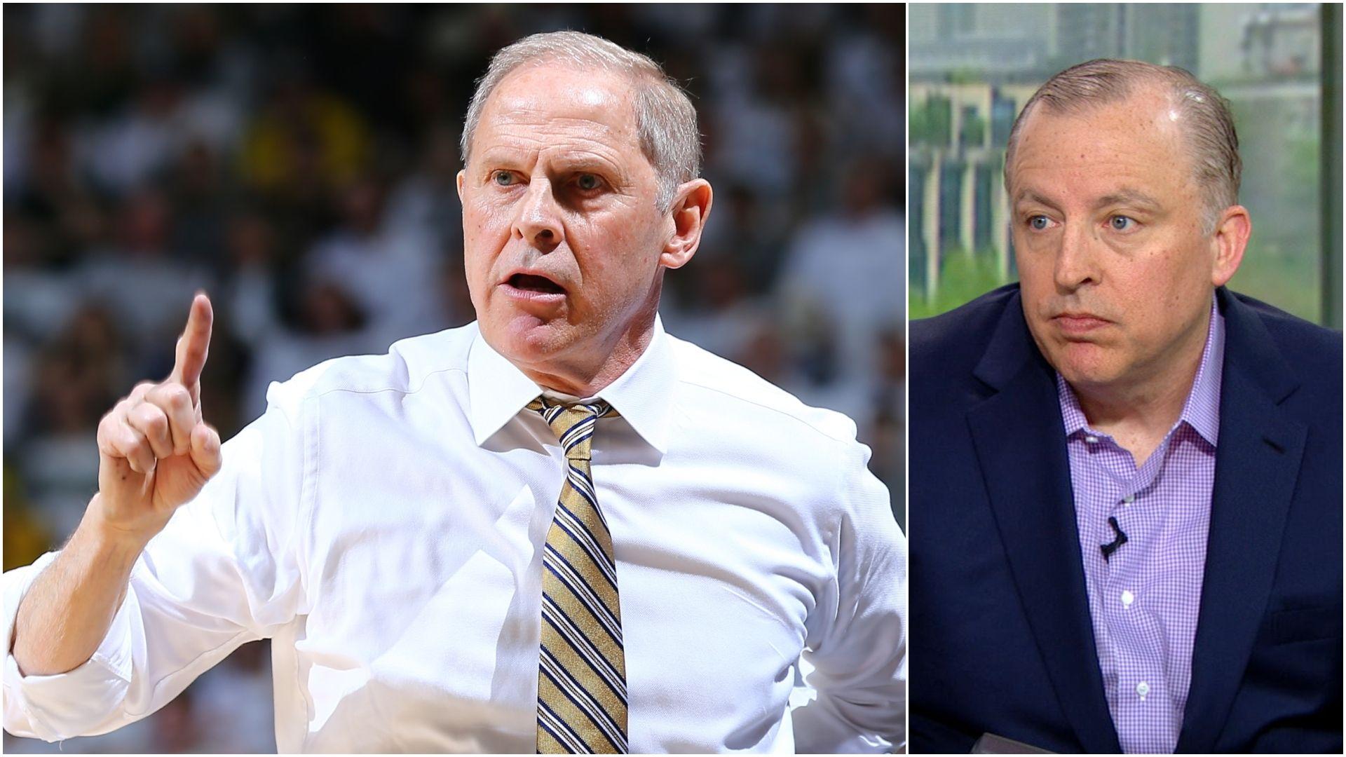Sources: Michigan's Beilein to coach Cavaliers