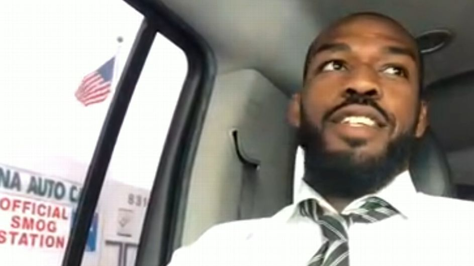 Jon Jones has words for DC, Adesanya, Cejudo and entire heavyweight division
