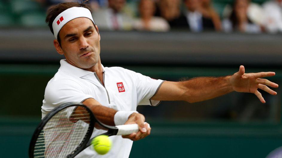 Federer dominates Berrettini to reach Wimbledon quarterfinals