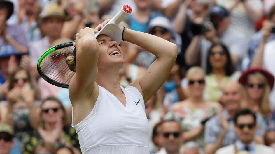How Simona Halep dominated Serena Williams to win Wimbledon