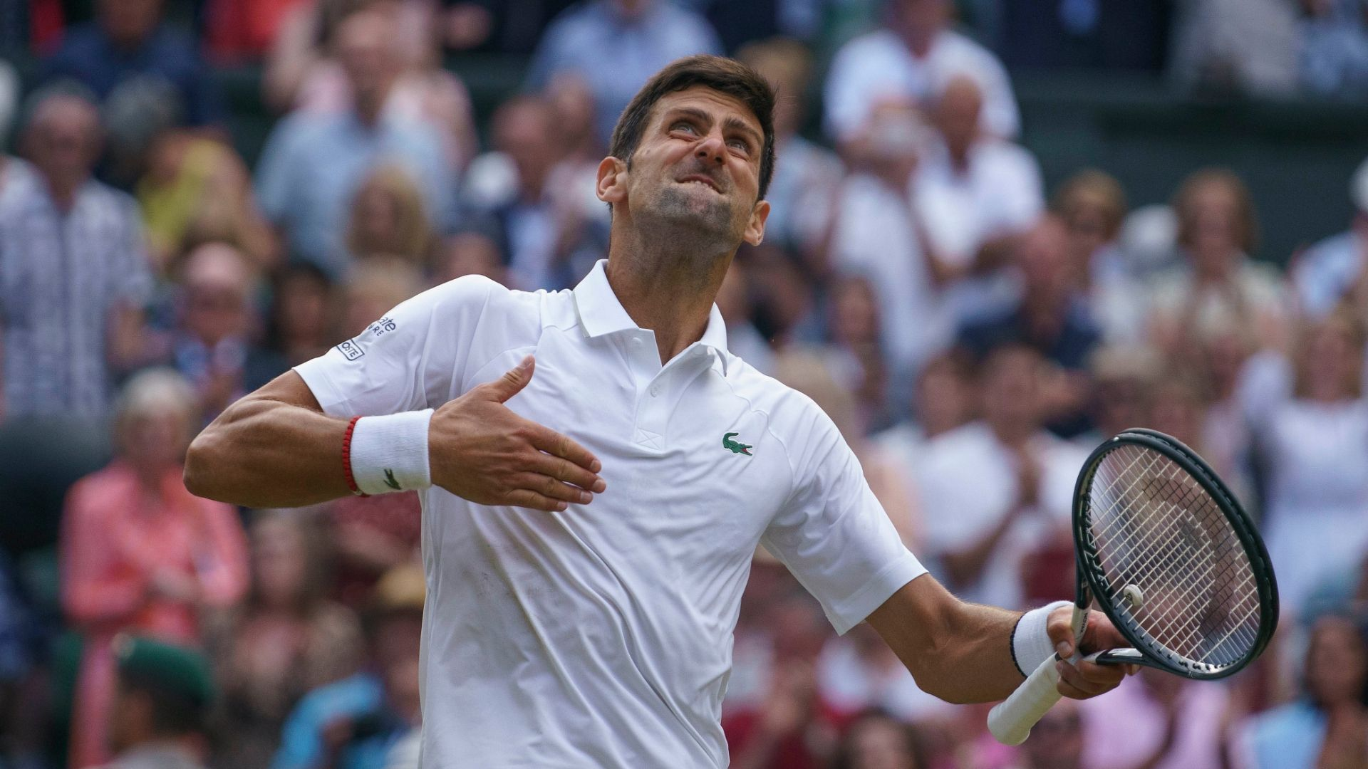 Djokovic beats Federer in epic Wimbledon final: How the sports world reacted