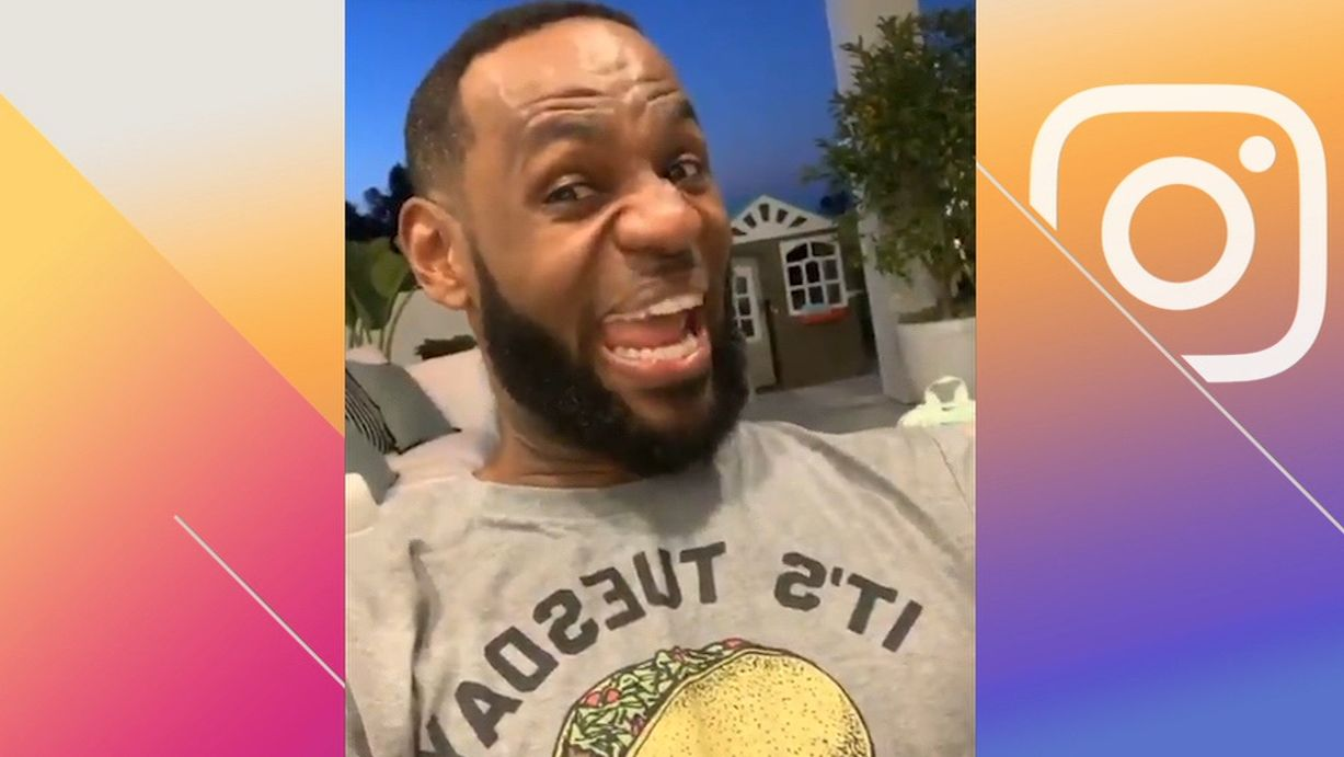 Image result for taco tuesday lebron