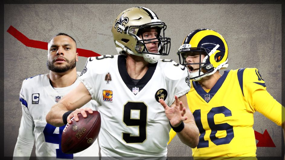 Predicting the NFL teams likeliest to decline: Barnwell picks five for 2019