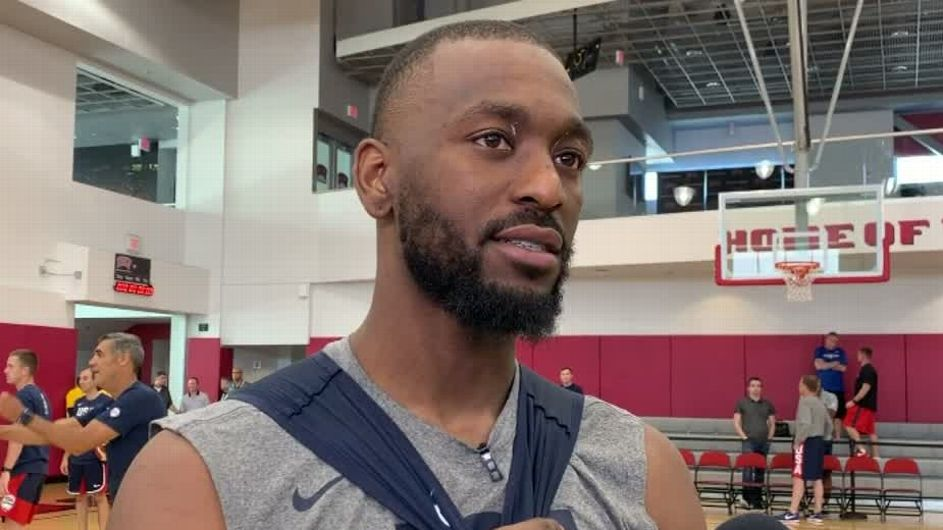 Kemba on Team USA dropouts: 'It's our chance'