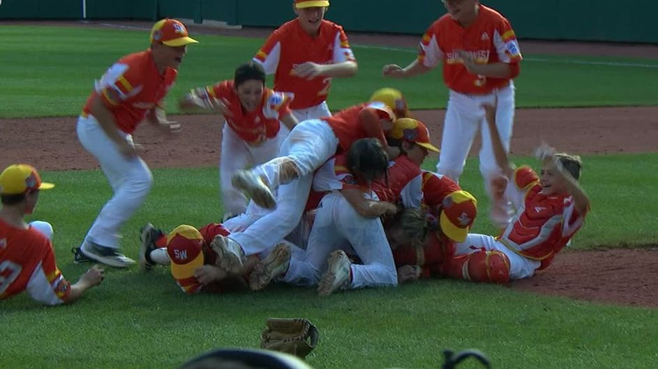 Shutout shout-out: Louisiana wins LLWS crown