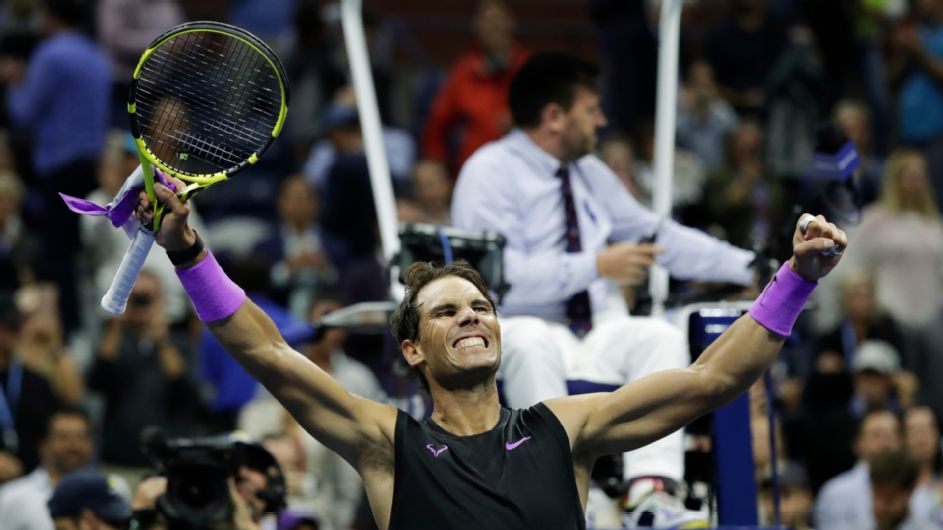 Nadal and Medvedev to meet in US Open final