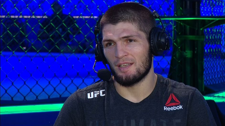 Next up for Khabib Nurmagomedov? There's a clear path forward
