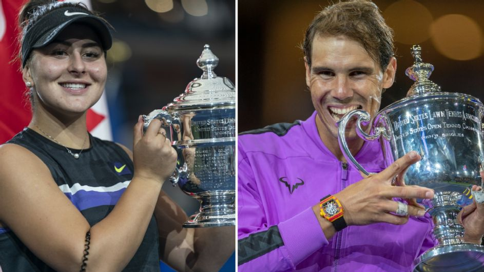 What you missed from Rafael Nadal and Daniil Medvedev's epic US Open men's final