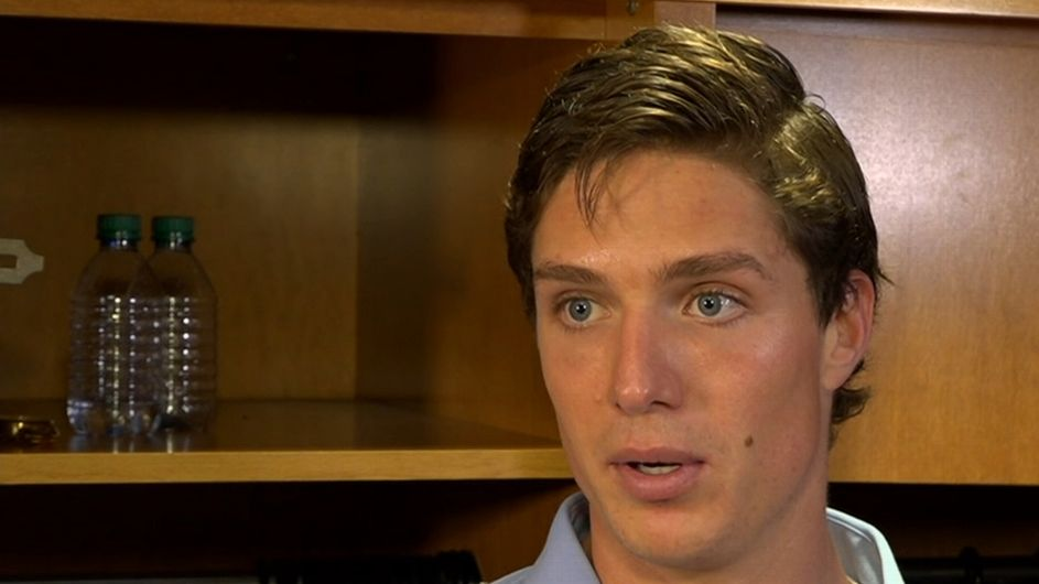 Tyler Glasnow: Tipping 'obvious' but not the issue in Rays' Game 5 loss