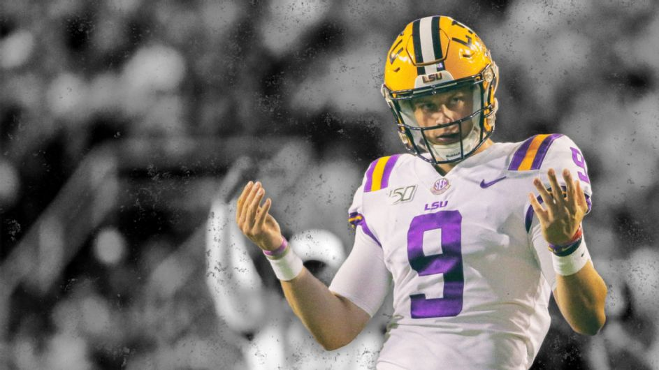 Heisman Watch: LSU's Joe Burrow takes over No. 1 spot