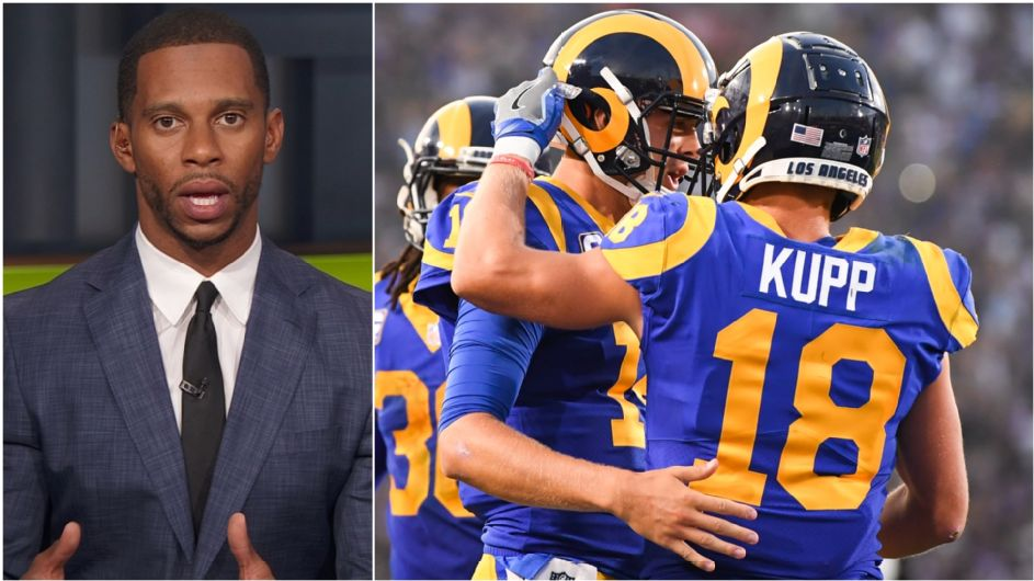 Cruz: Goff and Kupp will lead Rams to a win over the Steelers - ESPN Video