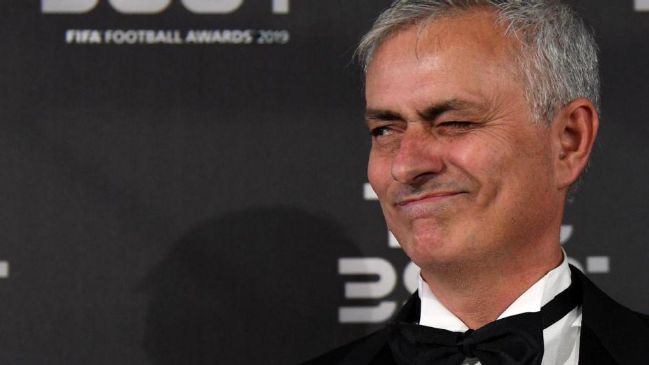 Jose Mourinho takes over as new Tottenham Hotspur head coach