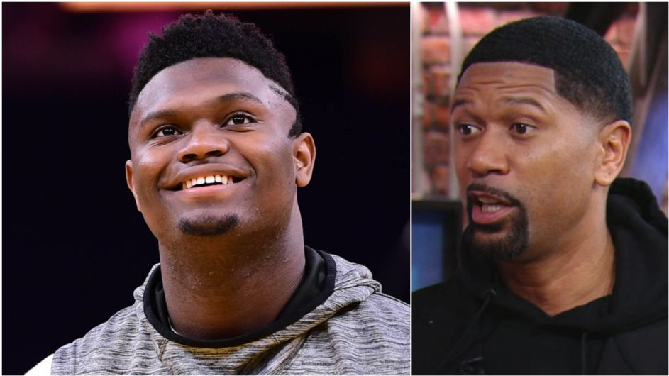 Jalen urges Pelicans to red shirt Zion - ESPN Video