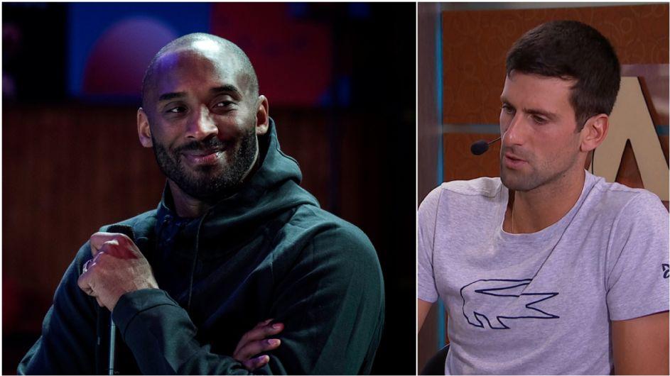 Tennis community pays tribute to Kobe Bryant, one of world's 'greatest sportsmen'