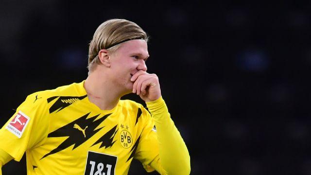 Hertha Berlin vs. Borussia Dortmund - Football Match Report - November 21,  2020 - ESPN