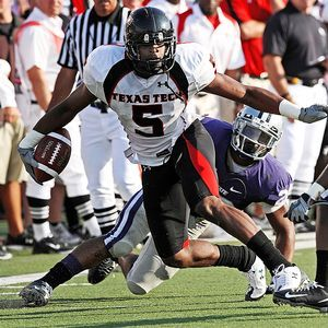 Michael Crabtree Leaving Texas Tech For Nfl Draft
