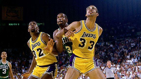 1117c594e NBA Franchise Rankings  Los Angeles Lakers No. 1